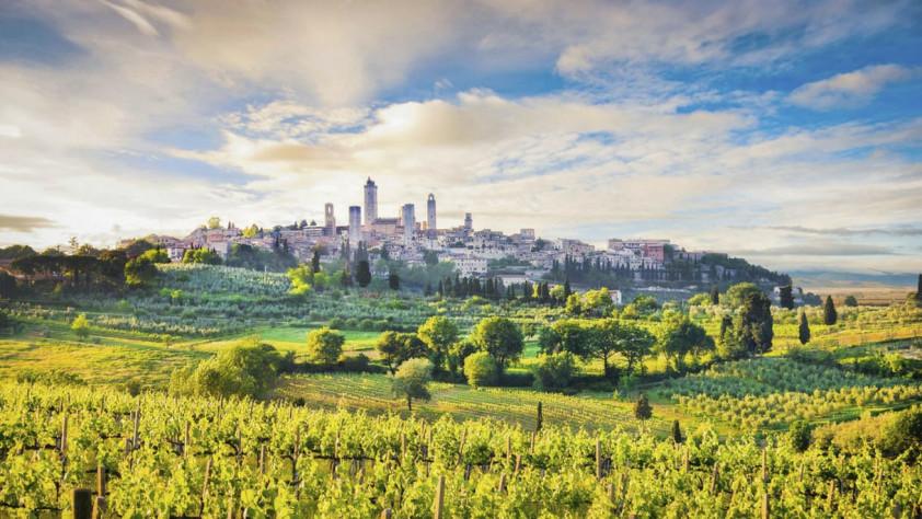Trekking Toscana Sensi in Cammino